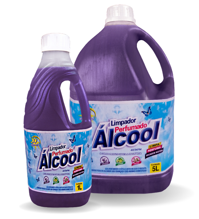 Álcool Perfumado - Lavanda